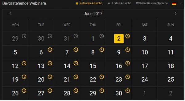 24option webinar kalendar