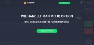 IQ Option tutorial