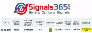 signals365 intro