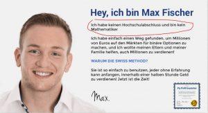 Max Fischer Einführung