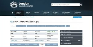 plus500 londoni értéktőzsdeszabályozás