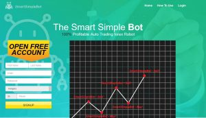 smart simple bot homepage