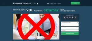 make money robot fraude