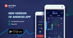 ayrex mobile application