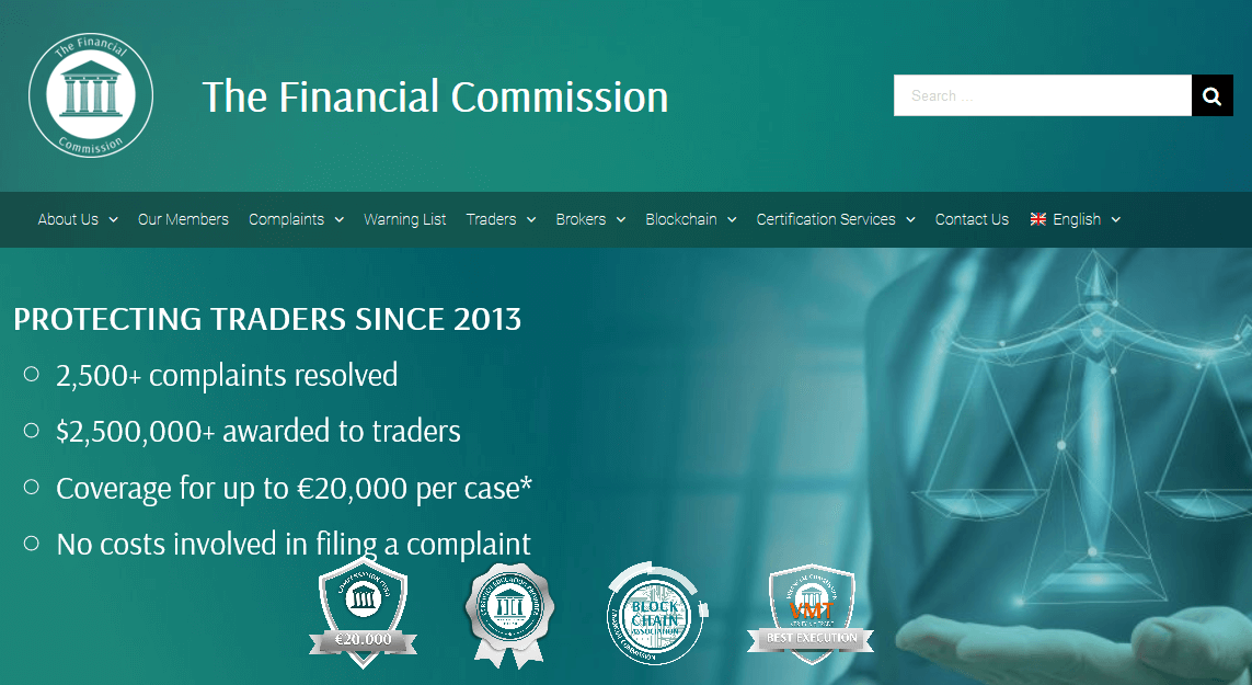 finacom safe regulation