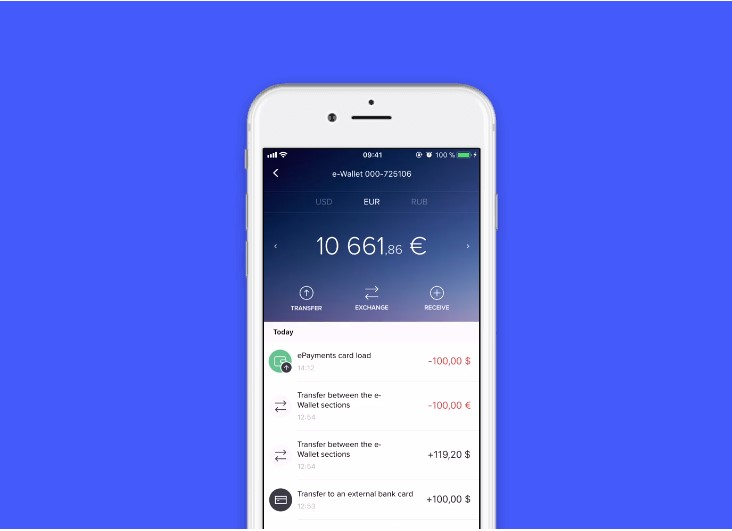 ePayments Mobile App