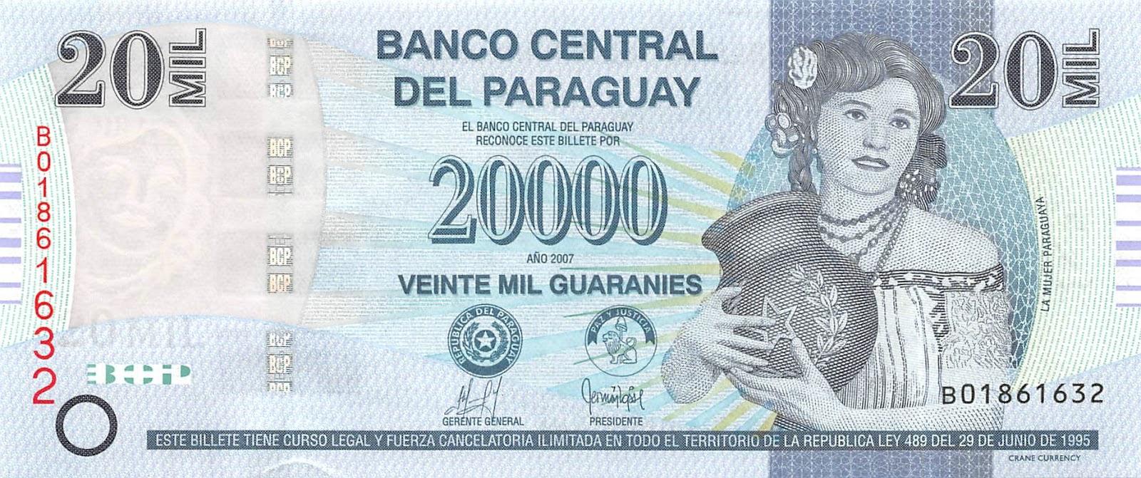 Paraguayan Guarani