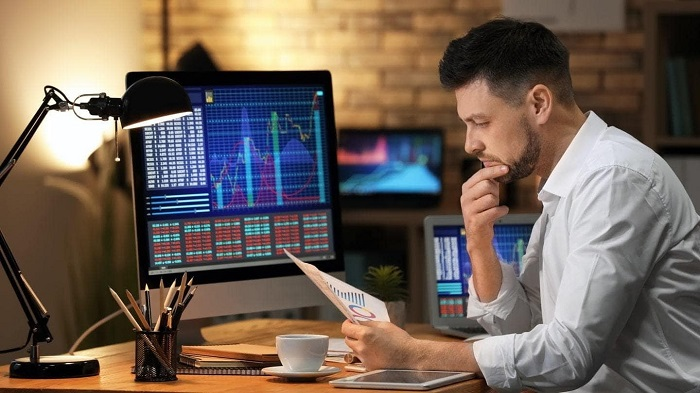Get Rich by Trading Forex