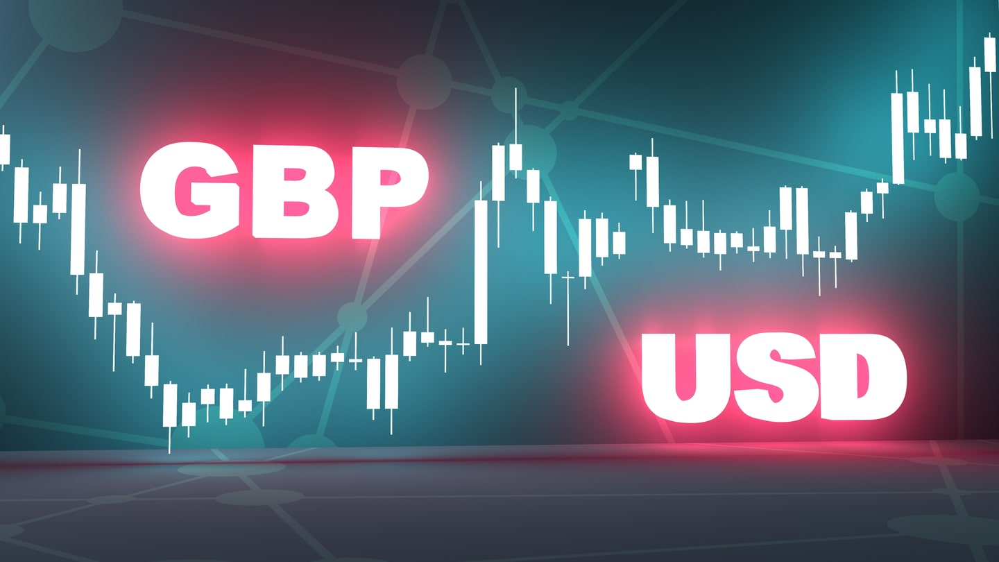 British Pound Sterling & US Dollar (GBPUSD)