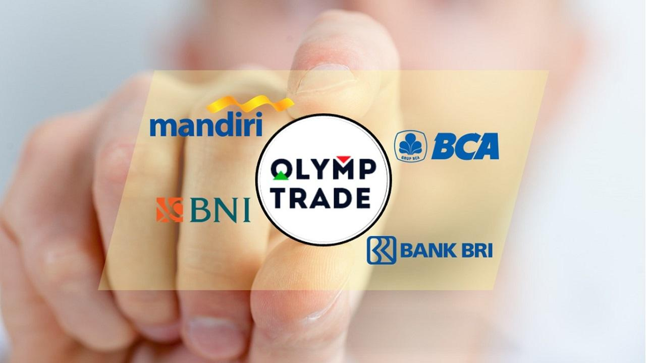 langkah top up di Olymp Trade