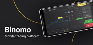 Binomo di PC dan smartphone download