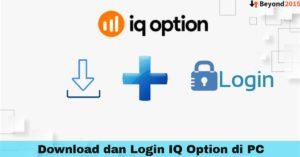downoad dan login iq option