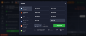 Deposit IQ Option Dengan BCA