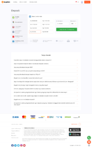 Deposit IQ Option Dengan FasaPay