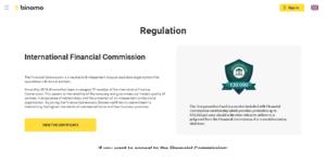 Regulasi Binomo dan Keamanan Untuk Trader