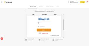 Top-Up Binomo Dengan Virtual Account BRI