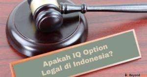 iq opton legal di indonesia