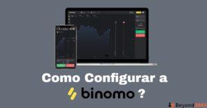 Como Configurar a Binomo